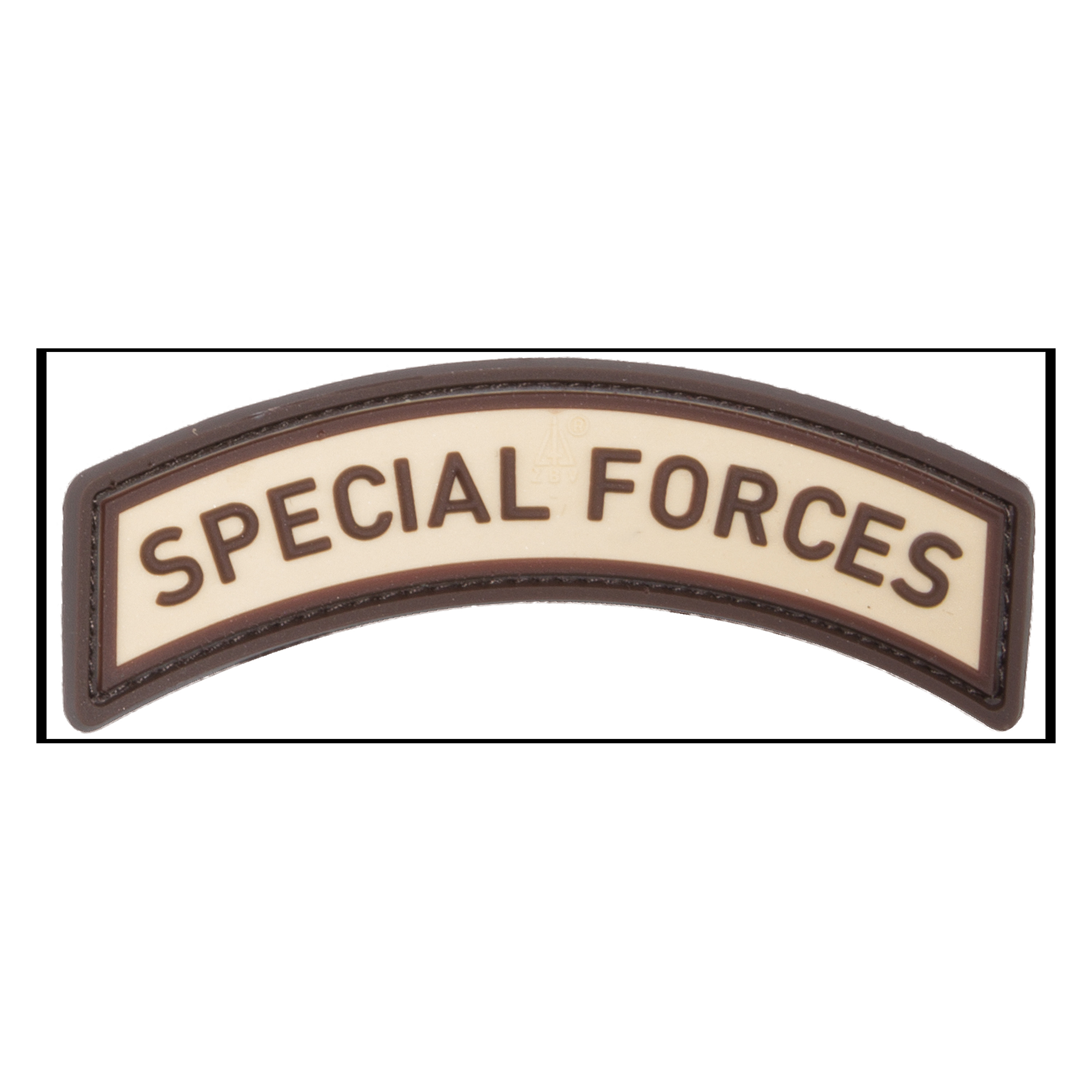 3D-Patch Special Forces Tab desert