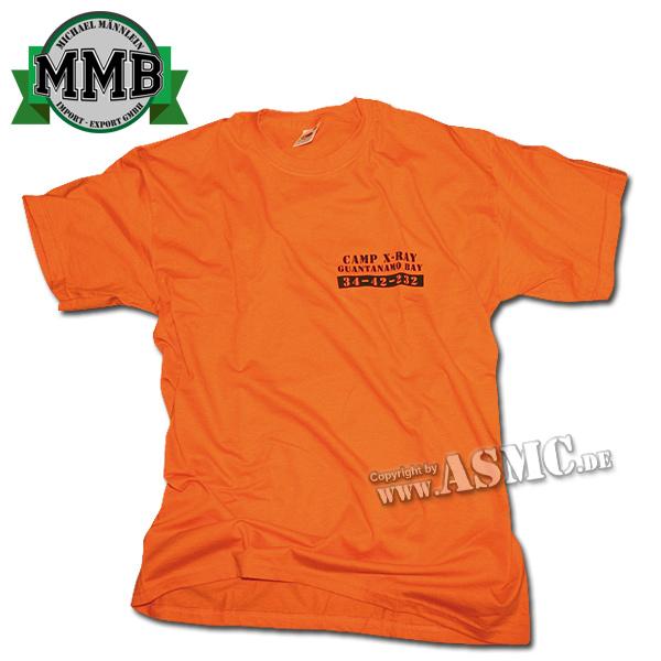 T-Shirt Cuba Camp-X-Ray