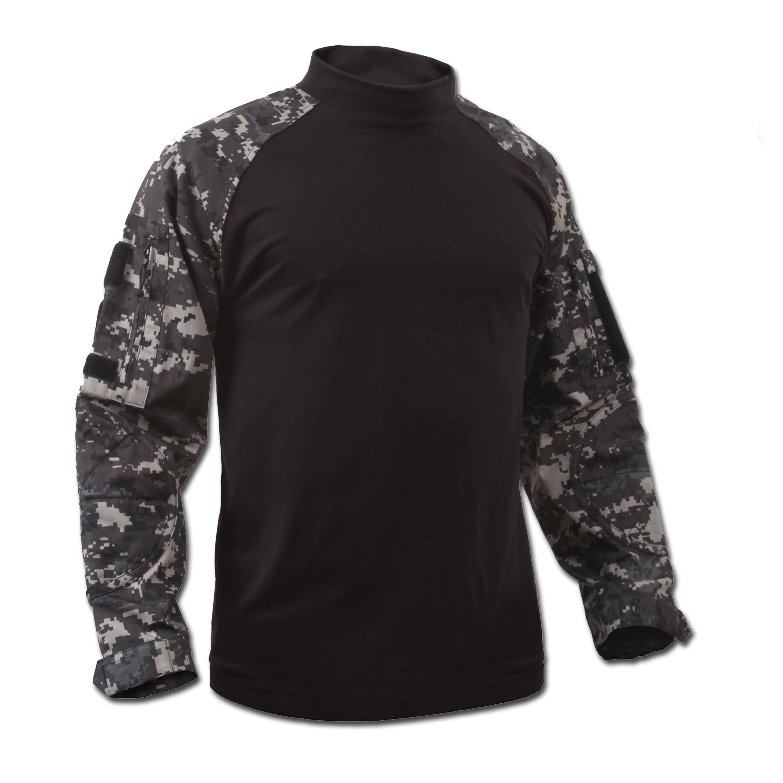 Combat Shirt Rothco Military subdued urban