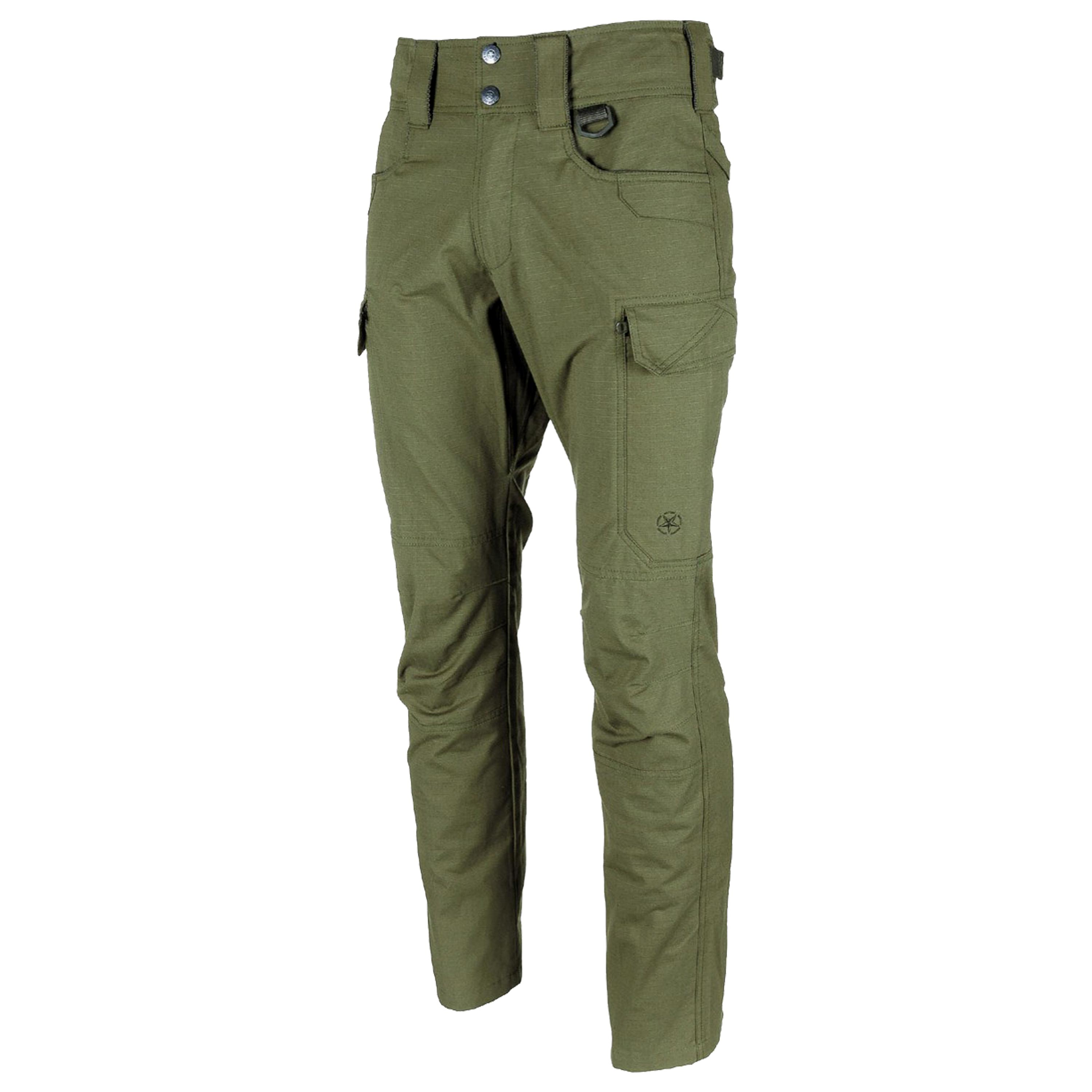 MFH Hose Tactical Storm RipStop oliv