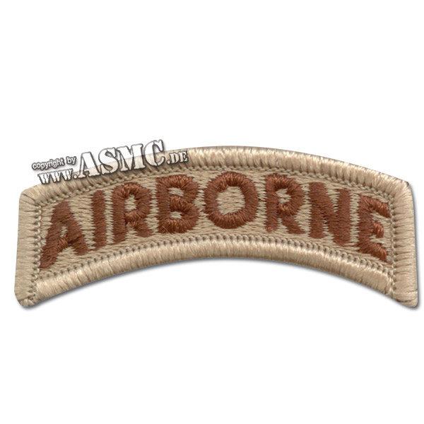Armabzeichen Airborne desert