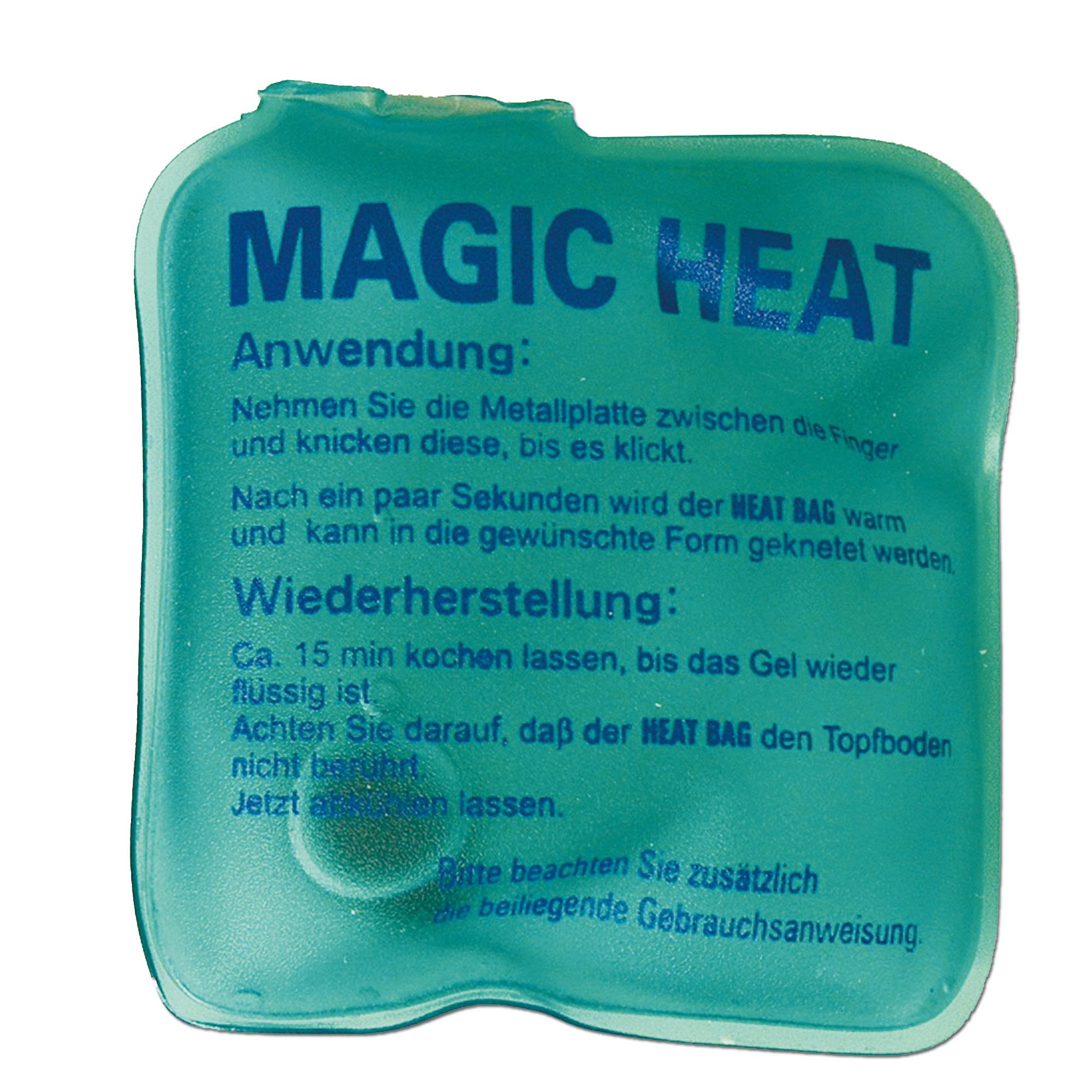 Wärmekissen Magic Heat Doppelpack