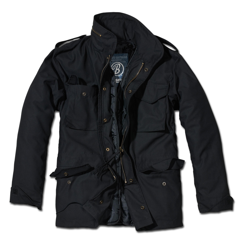 Jacke Brandit M65 Standard schwarz