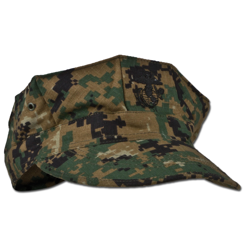 USMC Cap digital woodland