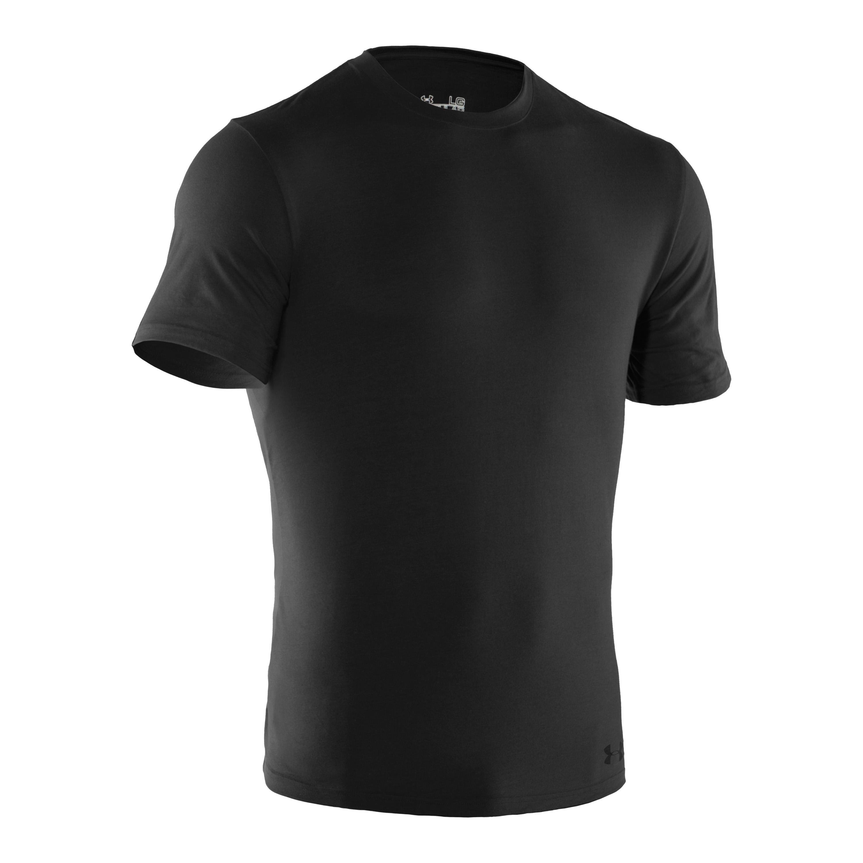 Under Armour T-Shirt Tactical CC schwarz