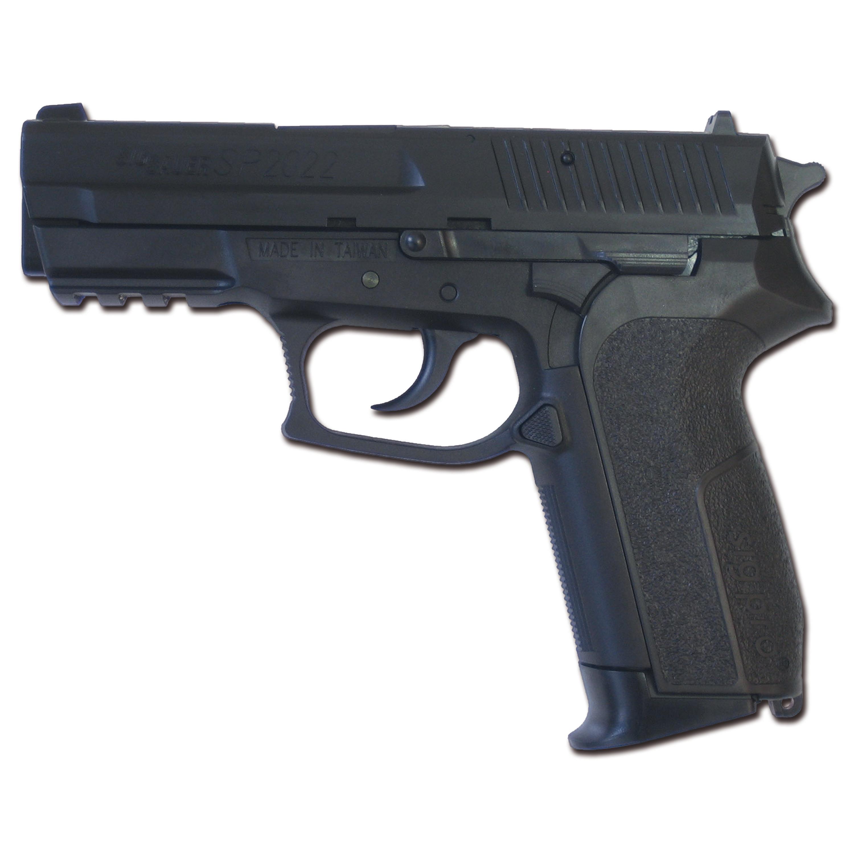 Pistole Softair Sig Sauer SP2022 Bax H.P.A. 05 J