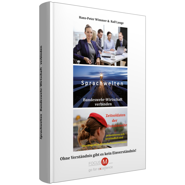 Buch Sprachwelten Bundeswehr-Wirtschaft verbinden