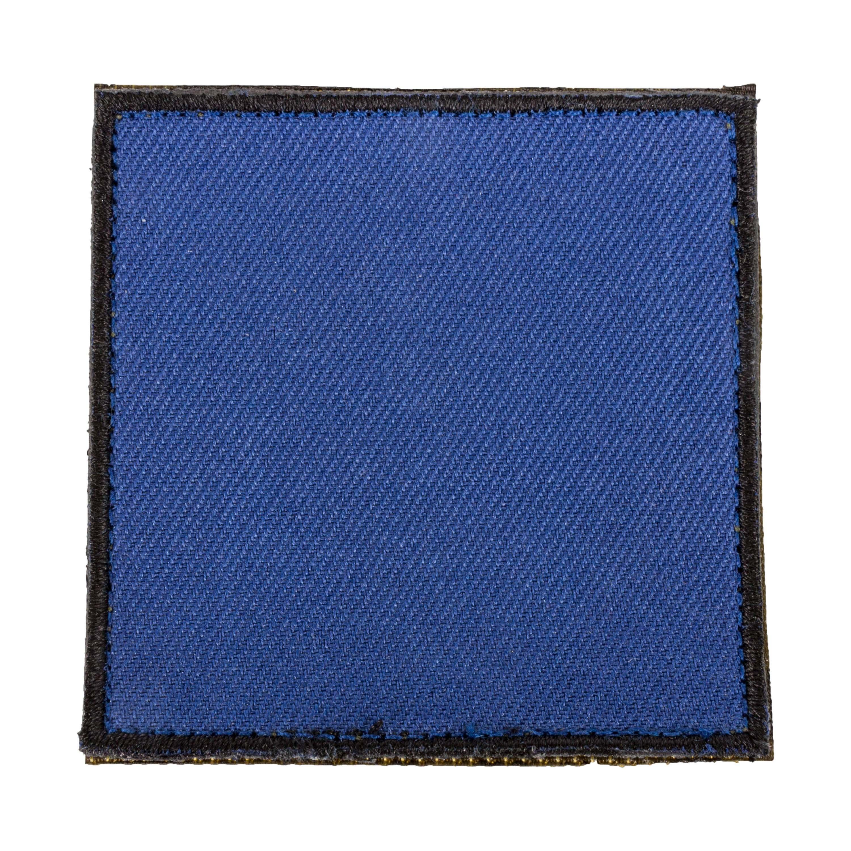 Patch Kompaniefarbe dunkelblau