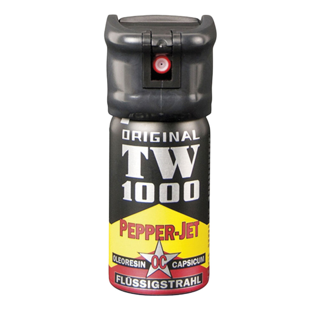 TW1000 Pfeffer Jet Man Flüssigstrahl ballistisch 40 ml