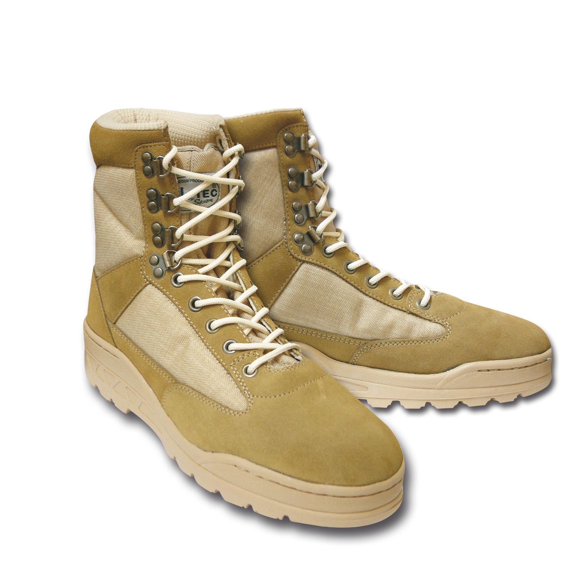 Safari Boots khaki