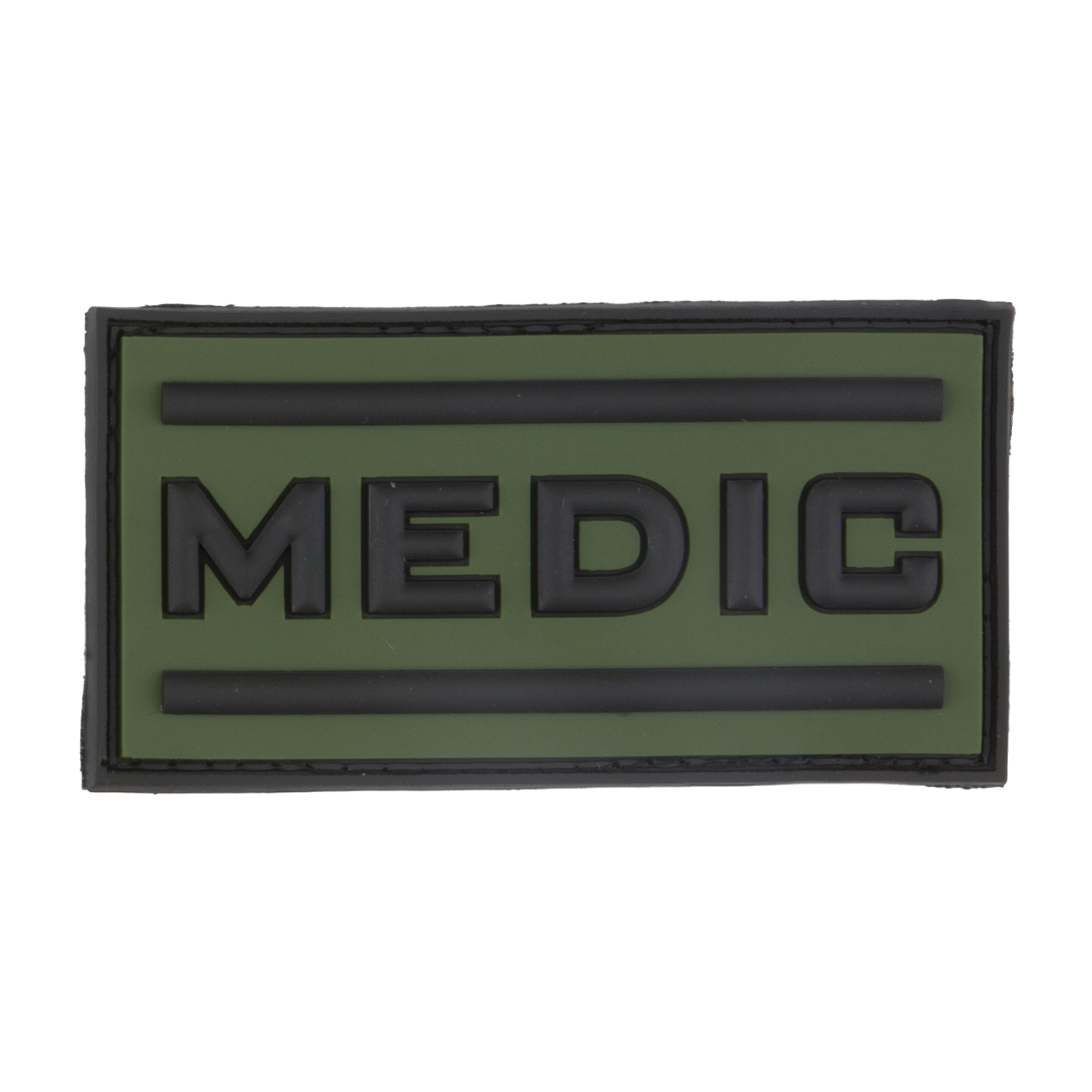 3D-Patch MEDIC forest