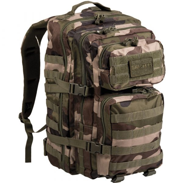 Mil-Tec Rucksack US Assault Pack II CCE