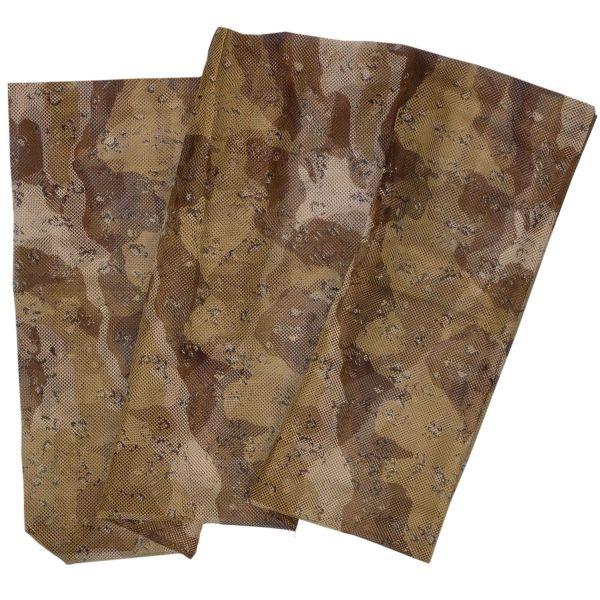US Multifunktionsnetz camouflage 1.55 x 2.55 m neuwertig