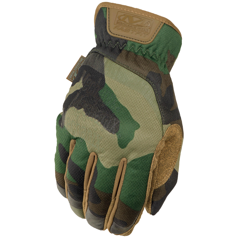 Mechanix Wear Handschuhe Fast Fit woodland III