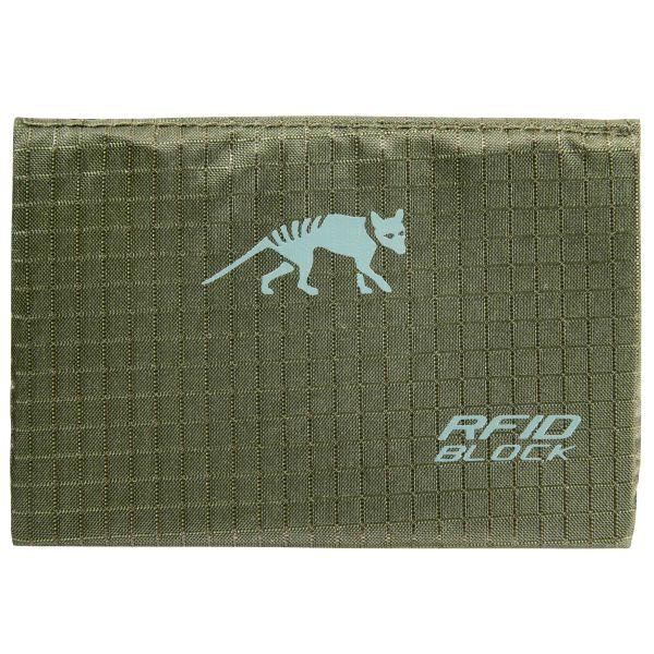 Tasmanian Tiger Card Holder RFID oliv