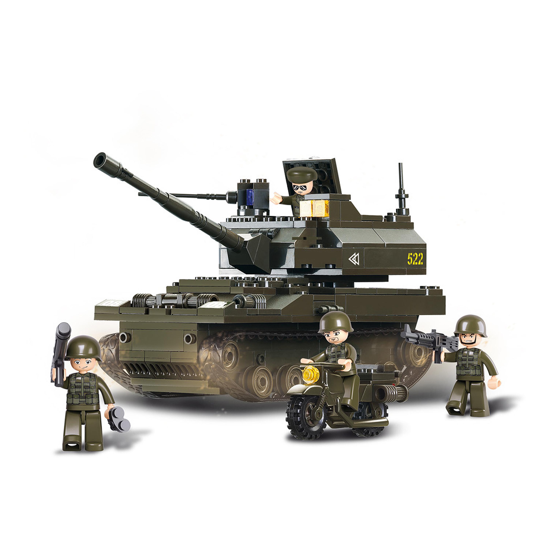 Sluban Panzer M38-B9800