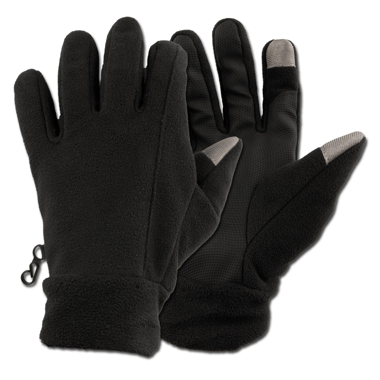 Handschuhe Highlander Touchscreen schwarz