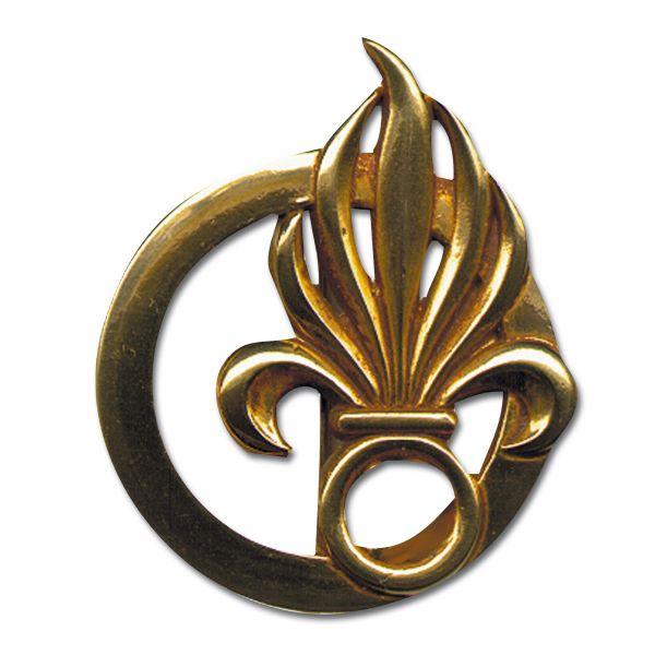 Abzeichen franz. Barett Legion gold