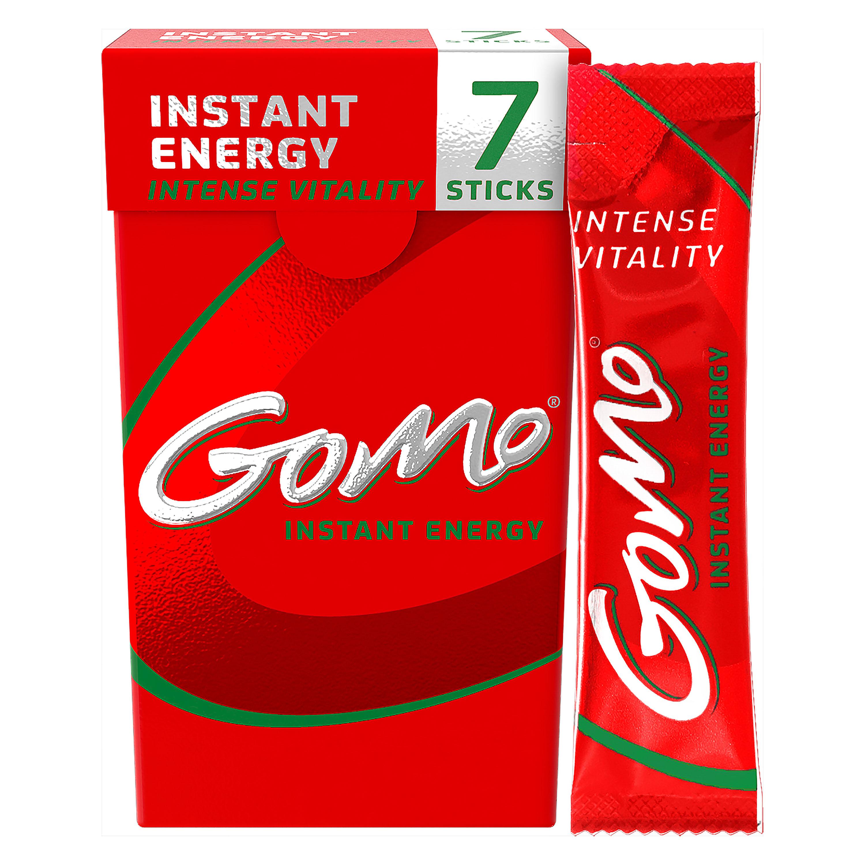 GoMo Energypulver Intense Vitality Mobilbox 7 x 5.3 g