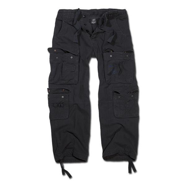 Brandit Hose Pure Vintage Trouser schwarz