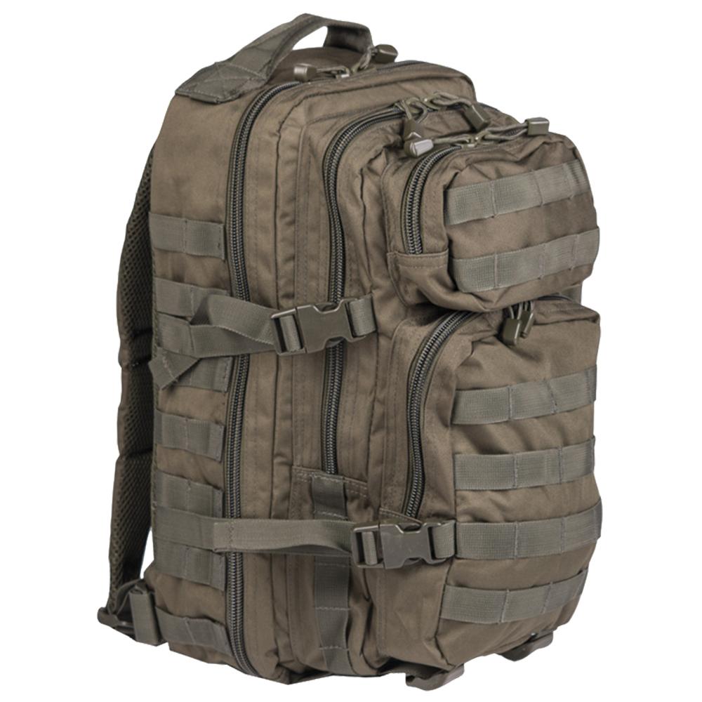 Rucksack US Assault Pack oliv