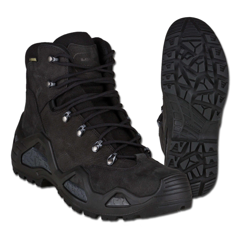 Stiefel LOWA Z-6N GTX® schwarz
