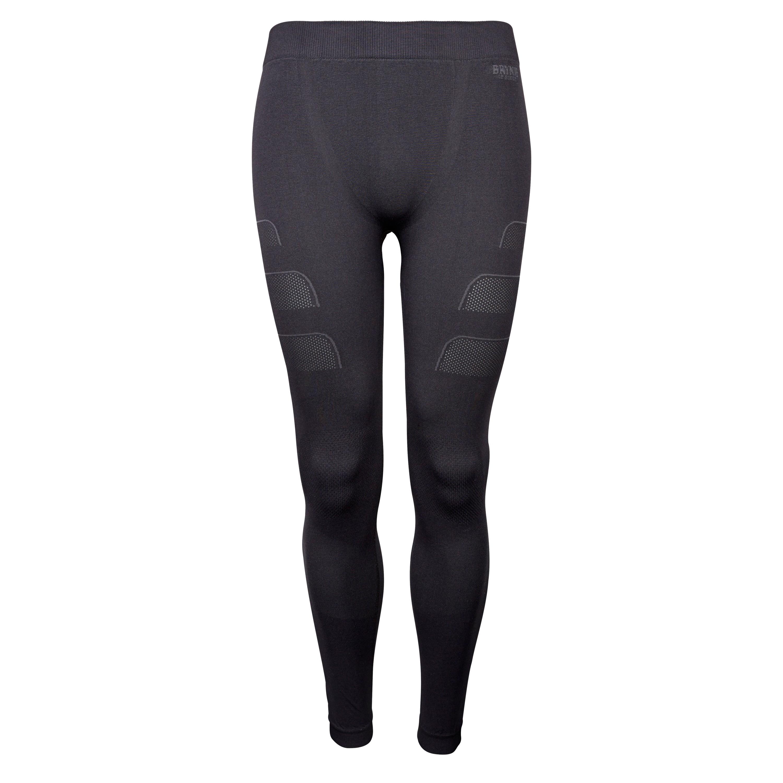 Brynje Unterhose Sprint Seamless lang schwarz
