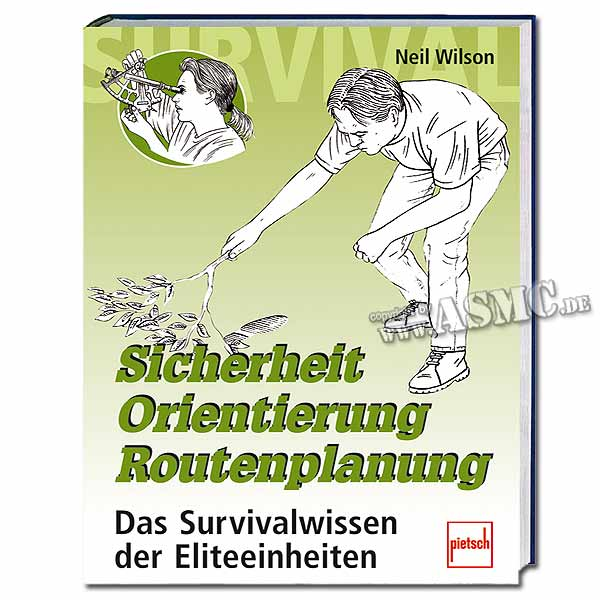 Buch Sicherheit, Orientierung, Routenplanung