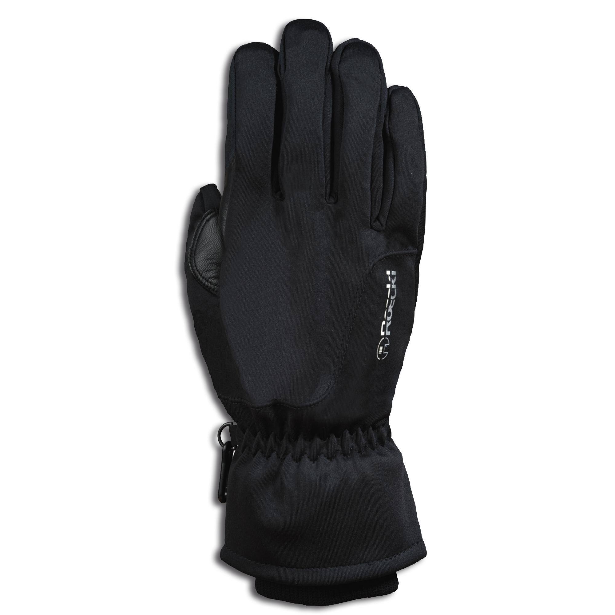 Handschuhe Roeckl Koussi schwarz