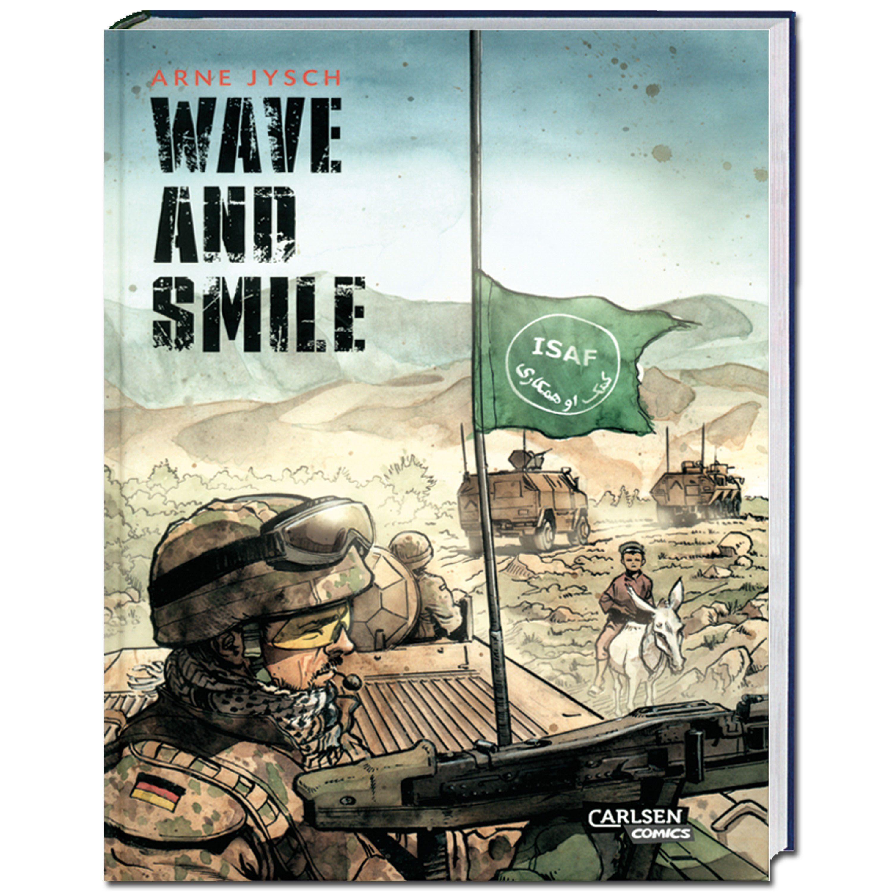 Buch Wave and Smile