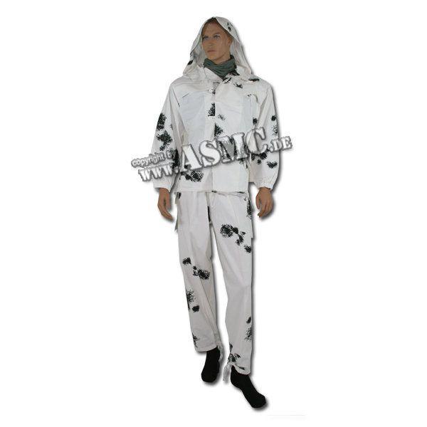 Schneetarnanzug Style