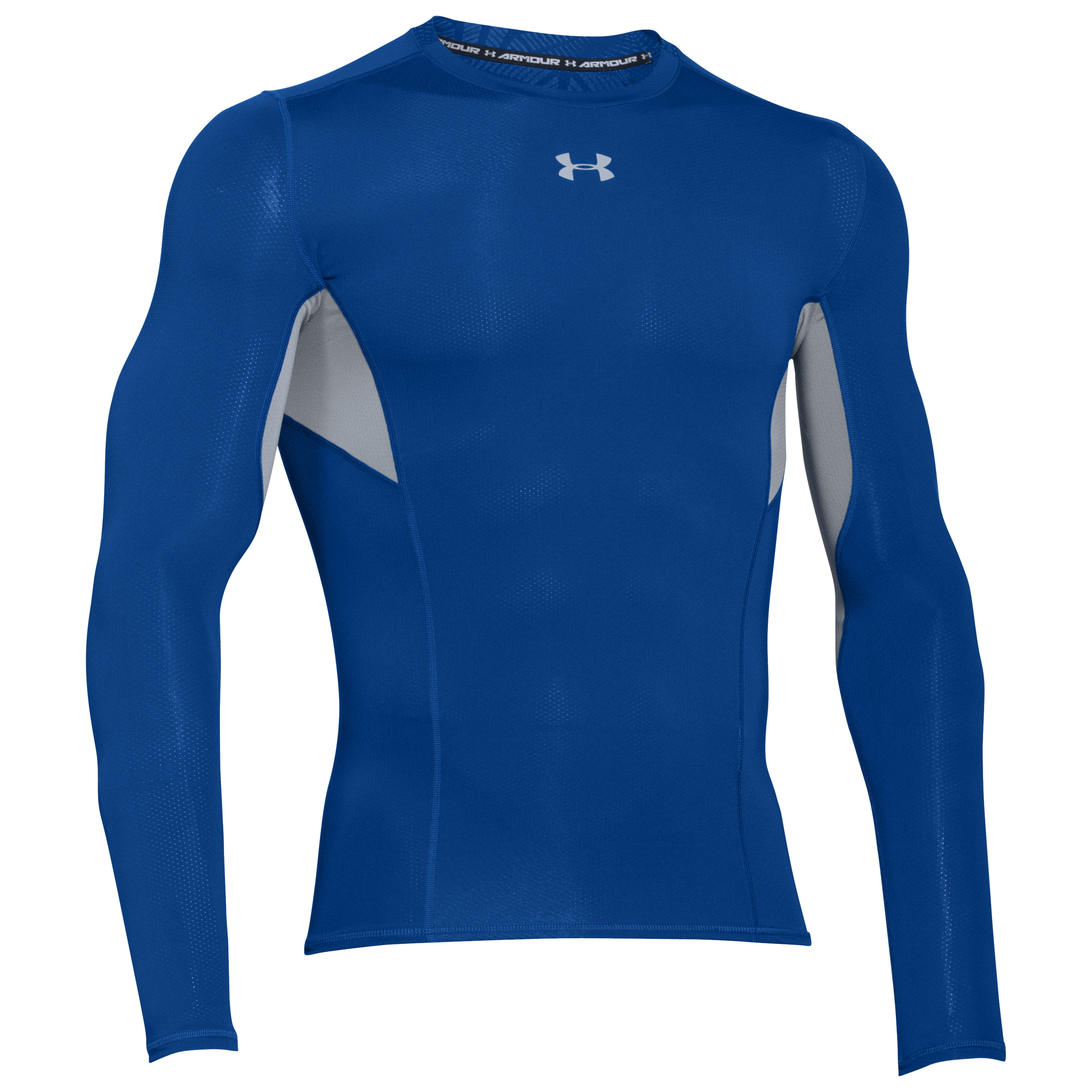 Under Armour Compression Shirt CoolSwitch royalblau