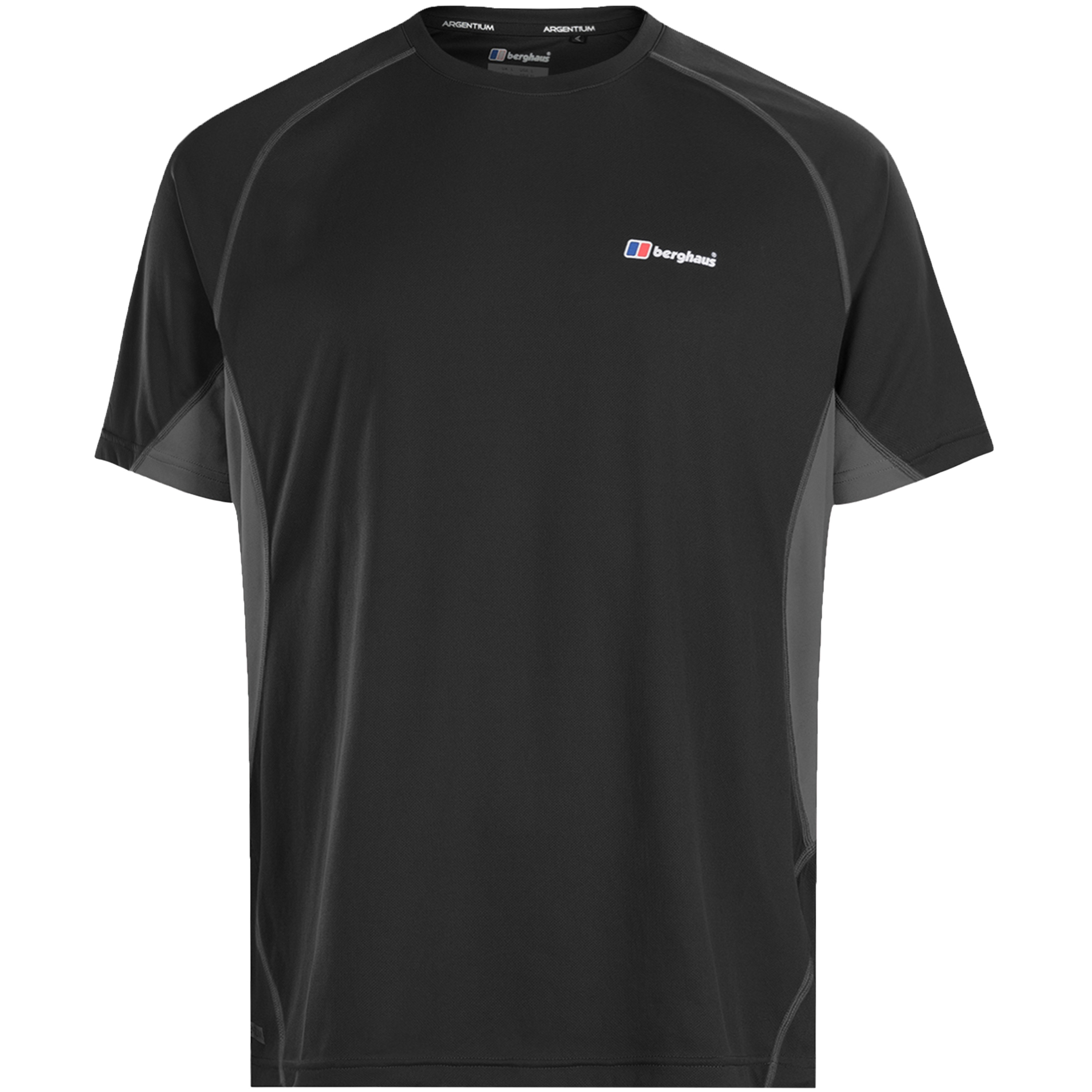 Berghaus T-Shirt Crew Neck Technical carbon