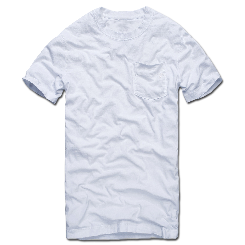 T-Shirt Brandit Champs weiß