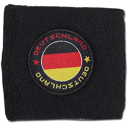 FAN Schweißband Logo rund