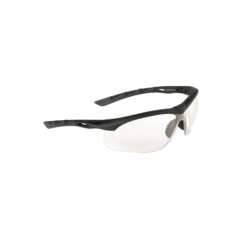 Swiss Eye Schutzbrille Lancer schwarz/klar