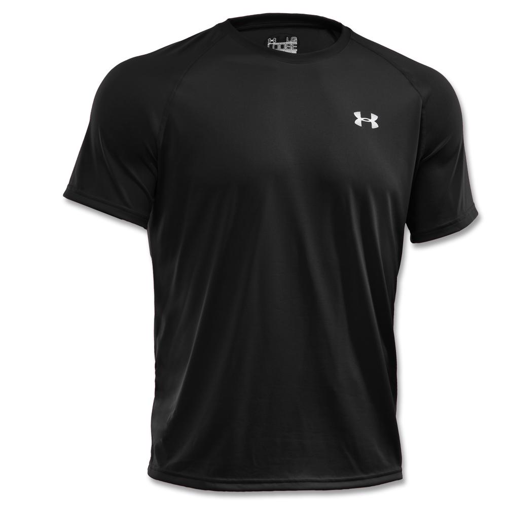 Under Armour T-Shirt Tech SS Tee schwarz