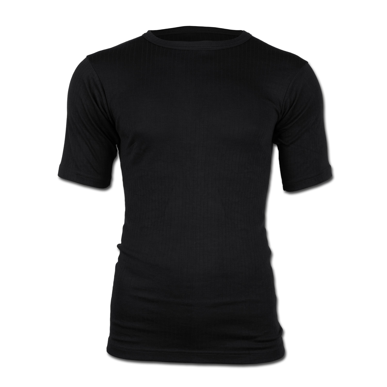 T-Shirt Highlander schwarz
