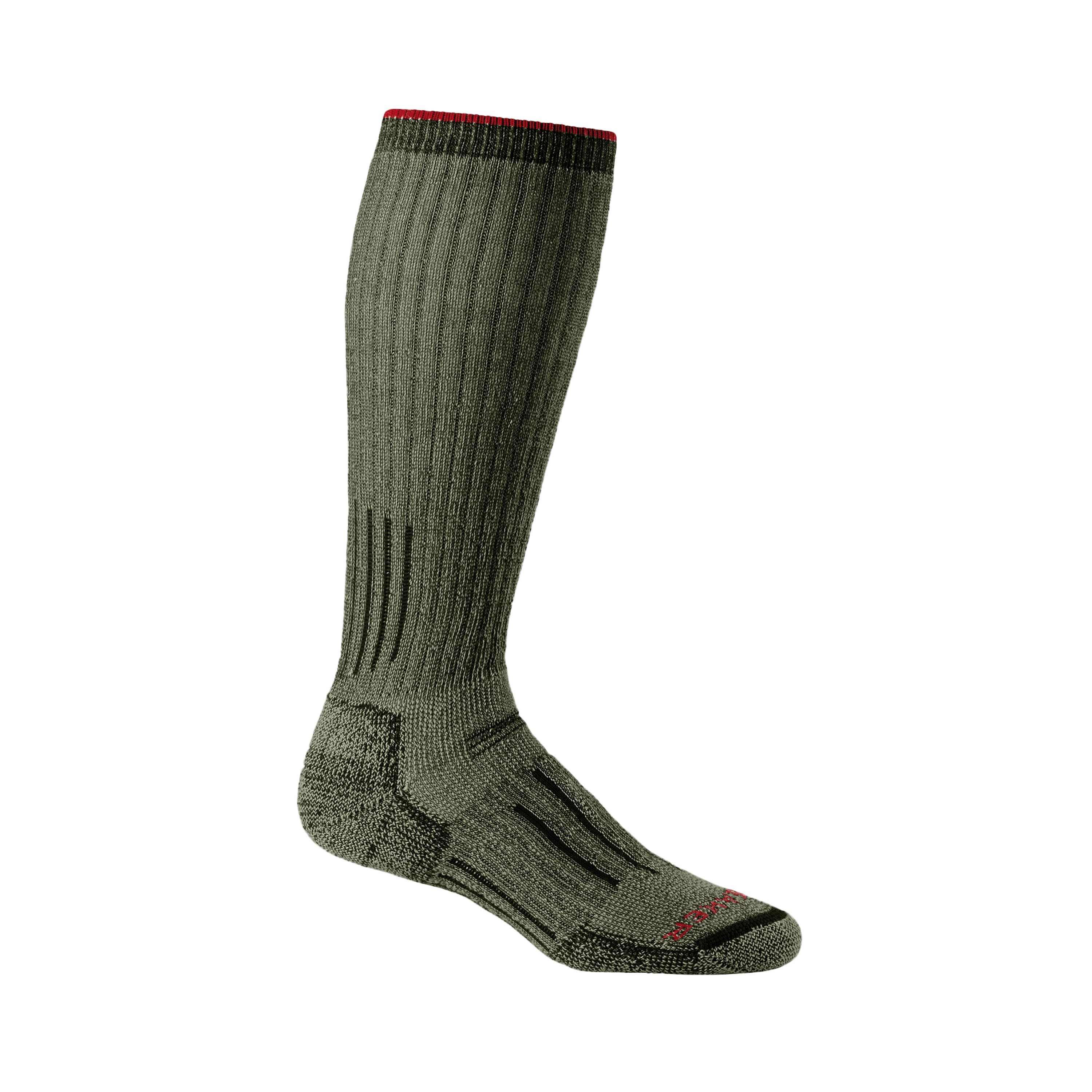 Icebreaker Merino Socken Hunt & Fish Expedition OTC oliv