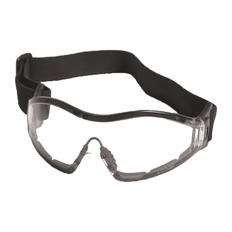 Schutzbrille Commando Para klar