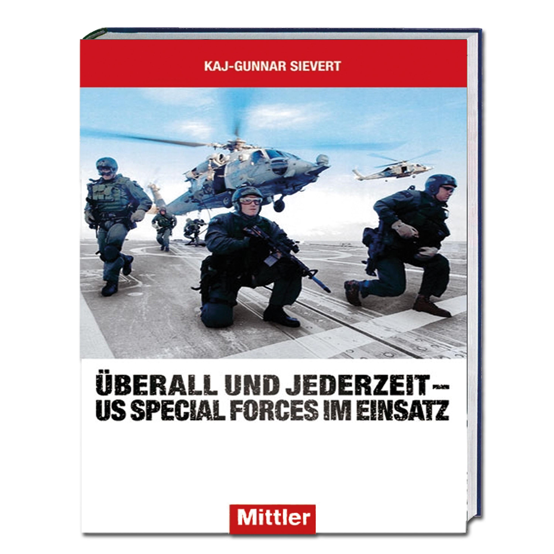 Buch Überall und jederzeit – US Special Forces im Einsatz