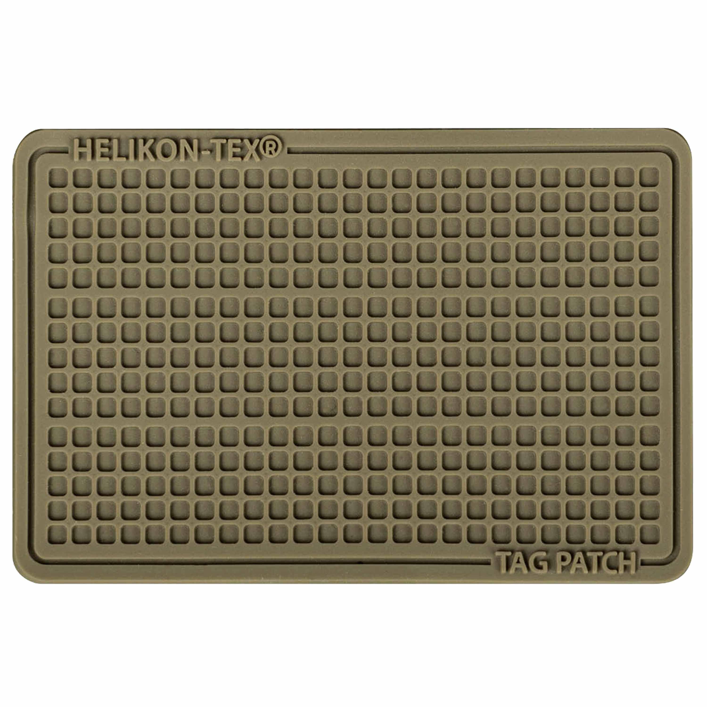 Helikon-Tex Tag Patch Set 60 x 40 mm 3 Stück coyote
