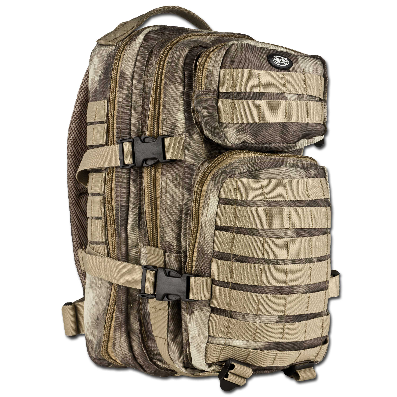 Rucksack US Assault Pack HDT-camo