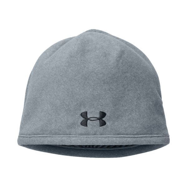 Under Armour Beanie Mens Fleece Update grau