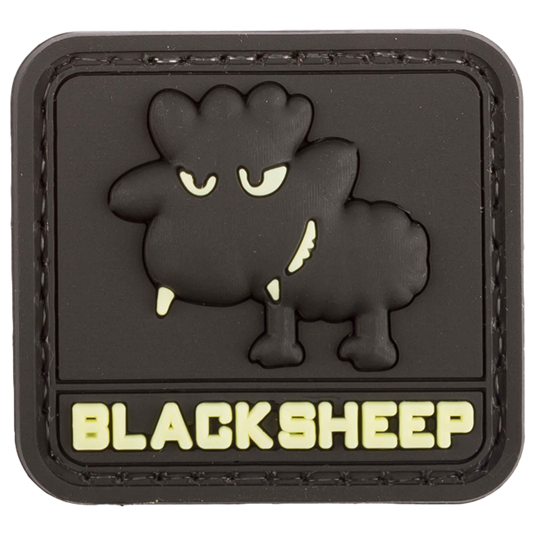 TAP 3D Patch BlackSheep nachleuchtend small