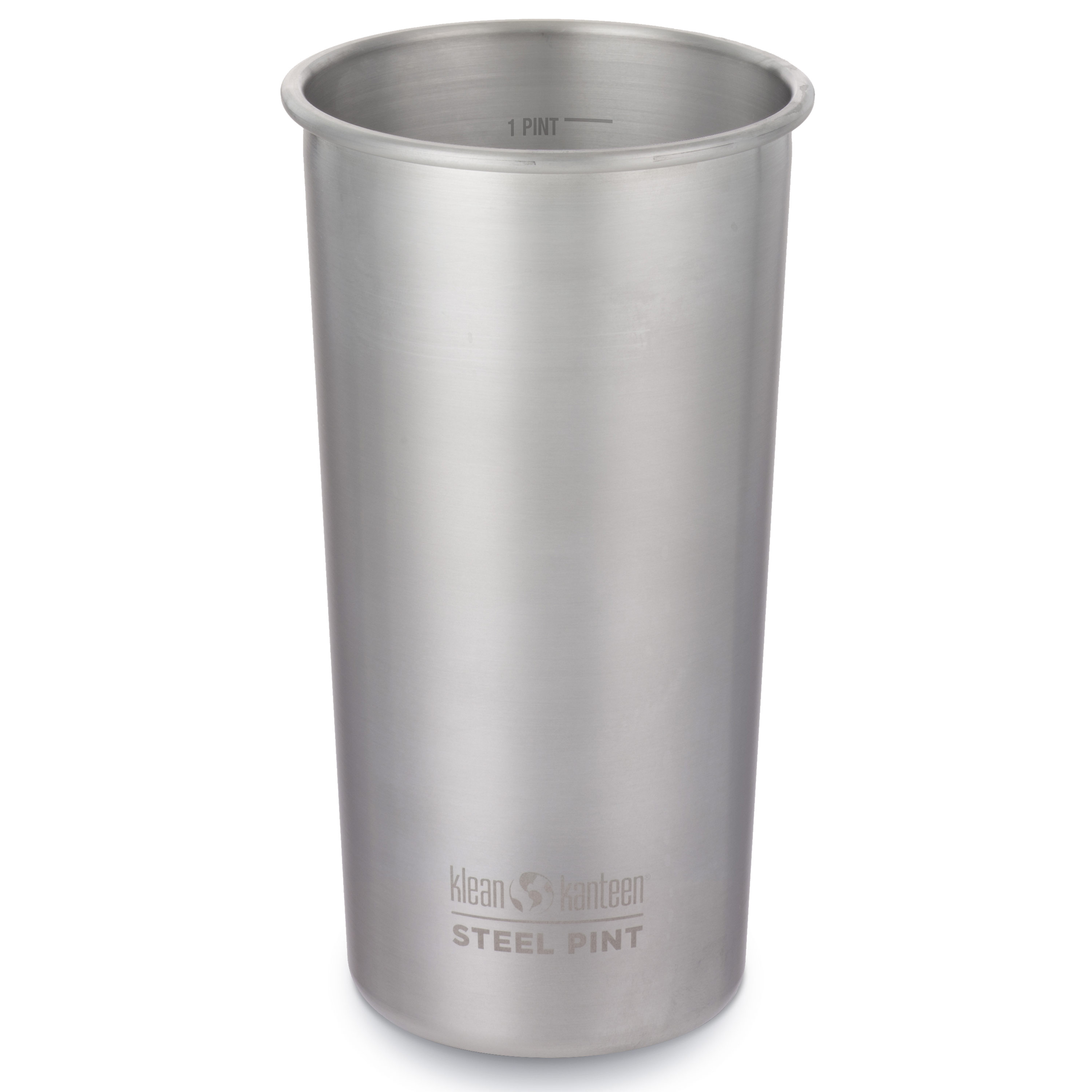 Klean Kanteen Pint Cup brushed stainless
