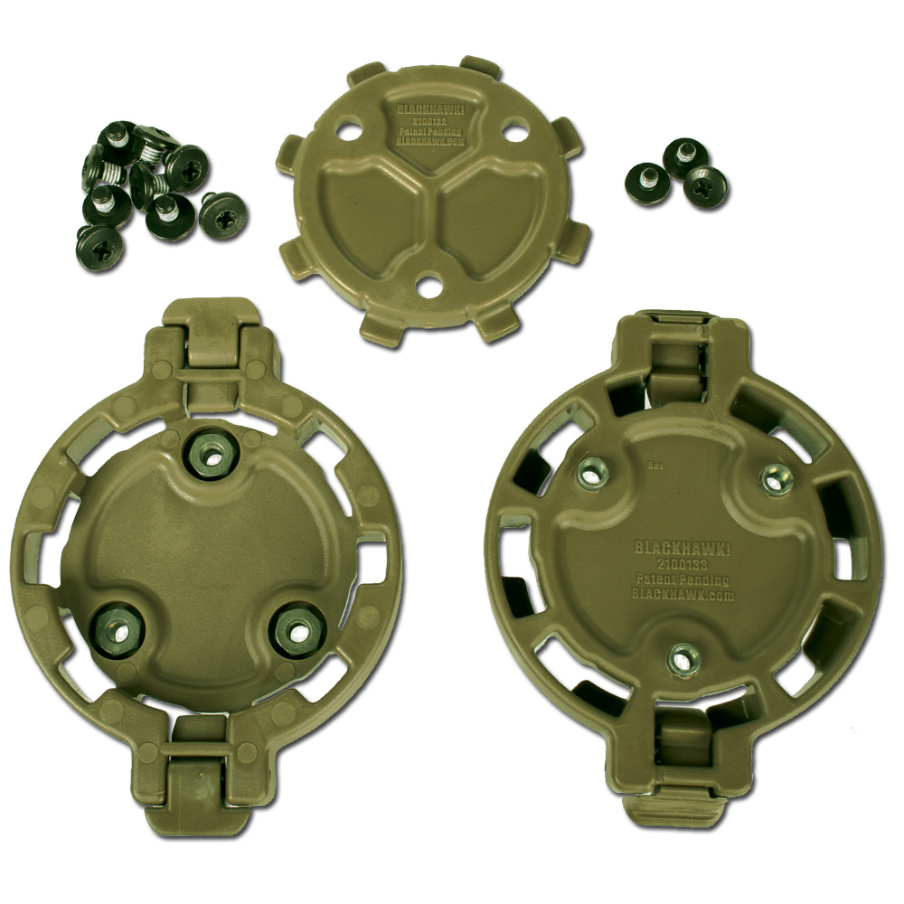 Blackhawk SERPA Quick Disconnect Kit oliv