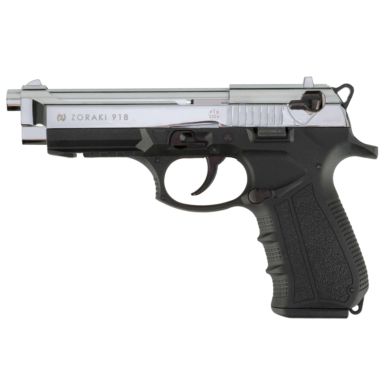 Zoraki Pistole 918 chrom Sonderedition