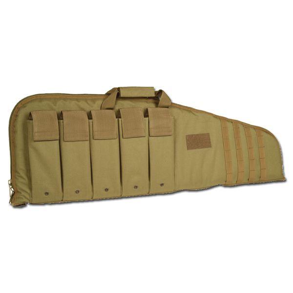 Rifle Case mit Tragegurt coyote 100 cm