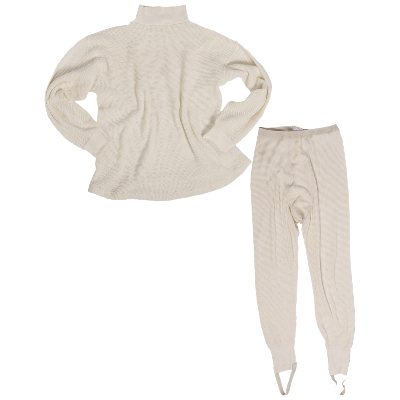 US Unterwäsche Garnitur Aramid weiß neuwertig